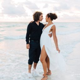 Honeymoon Island Intimate Elopement Photography – Dunedin, Florida