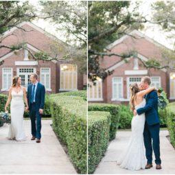 Seminole Heights Garden Center Wedding Photographer