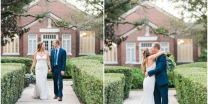 Seminole Heights Garden Center Wedding Photographer