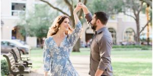 North Straub Vinoy Park | St. Petersburg Engagement Photographer