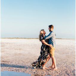 10 year Anniversary Vow Renewal | Honeymoon Island Photographer