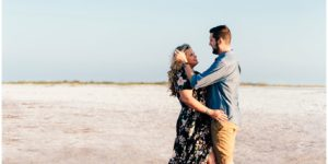10 year Anniversary Vow Renewal | Honeymoon Island Photographer