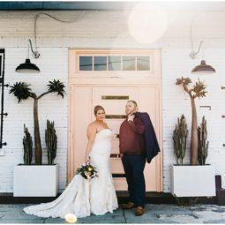 CAVU Tampa Wedding | Seminole Heights Wedding Photographer