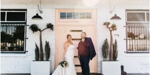 CAVU Tampa Wedding | Seminole Heights Wedding Photographer