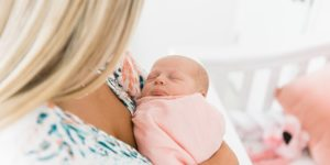 St. Pete Lifestyle Newborn Photographer