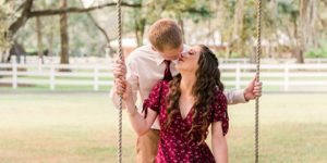 Stonebridge at Lange Farm | Dade City Engagement Photographer