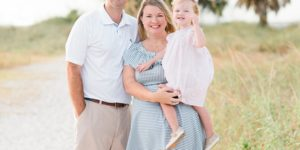 Sand Key Beach Family Session | Clearwater Family Photographer