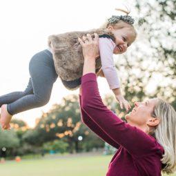 Family Portraits Largo Central Park | Largo Florida Photographer