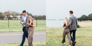 Davis Islands Proposal Photography | Davis Islands Photographer