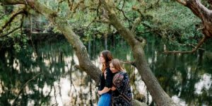 Hillsborough River State Park Engagement | Tampa Engagement Photographer
